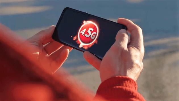 Vodafone: tanto traffico dati con
