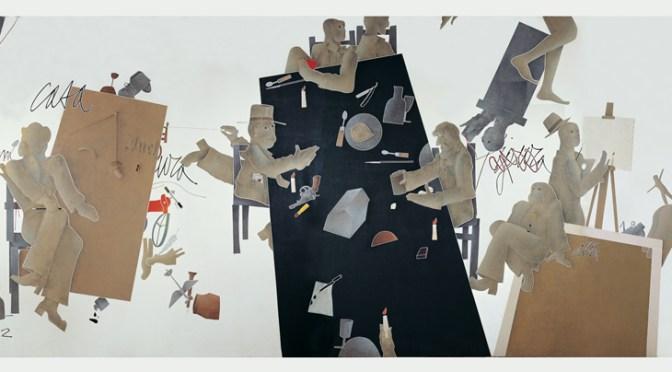 Danza Milano: 19 dicembre ore 21.30 replica spettacolo ispirato all'opera L'occhio della Pittura di Emilio Tadini per coreografia d'arte 2013