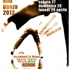 Giornata Mondiale della Danza 2013 a Spazio Tadini