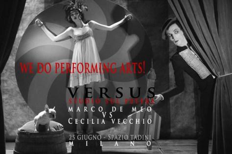Teatro Spazio Tadini Versus