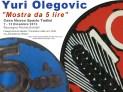 Yuri Olegovic invito mostra 2