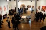 panoramica della mostra evento