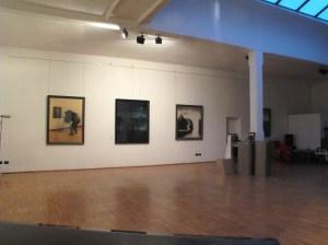 Salone mostra di Teun Hocks