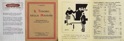 Il tesoro della Massaia, manuale di educazione economica per le casalinghe 1929