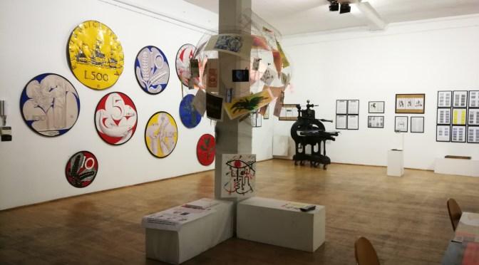 Yuri Olegovic e Peter Hide in mostra a Spazio Tadini con Centesimi