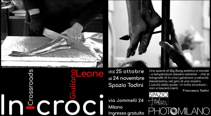 Giuliano Leone mostra fotografica Crossroads in-croci