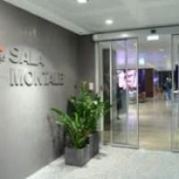 Aperta la nuova sala Longue dell'aeroporto di Malpensa: sala Montale