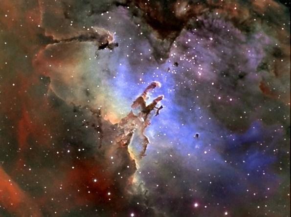 La Nebulosa Aquila