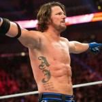 WWE: AJ Styles parla della Royal Rumble e di Cena