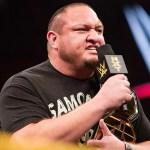 WWE: Samoa Joe parla del suo match contro Brock Lesnar