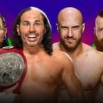 WWE: Chi è favorito per vincere il Tag Team Match a Extreme Rules?