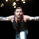 WWE: Jeff Hardy si è infortunato!