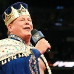 TWITTER: Jerry Lawler disputa un match