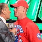 WWE: John Cena parla del suo rapporto con Vince McMahon