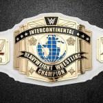 WWE: Novità sul titolo Intercontinentale