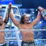 WWE: Ringraziamento speciale degli Hardy per il pubblico di Bologna!