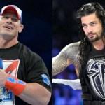 WWE: John Cena parla della sua rivalità con Roman Reigns