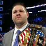 WWE: Cosa ha detto Kevin Owens a Smackdown?