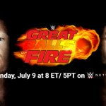 Report: WWE Great Balls of Fire 09-07-2017