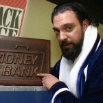 Damien Sandow spiega come si prepara un Money in the Bank match