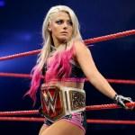 WWE: Alexa Bliss era una frana al microfono