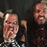 TWITTER: La lotta tra i fratelli Hardy e Jeff Jarrett per la gimmick Broken continua