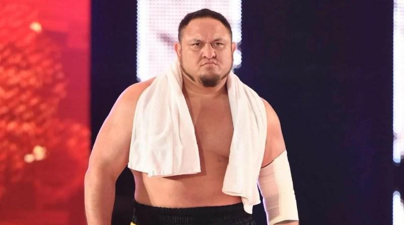 WWE: Aggiornamento sull'infortunio di Samoa Joe