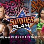 Report: WWE Summeslam 20-08-2017