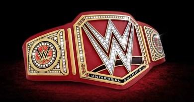 WWE: Quali sono i piani per l'Universal Championship a Wrestlemania?