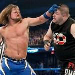 WWE: Infortunio per AJ Styles o Kevin Owens?