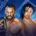 WWE SPOILER HELL IN A CELL: Come sarebbe dovuto finire il match tra Jinder Mahal e Shinsuke Nakamura?