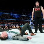 WWE: Kevin Owens parla della testata a Vince McMahon