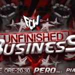 FCW: Atleti annunciati per Unfinished Business