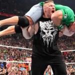 WWE: Il video della rissa tra Brock Lesnar e John Cena, nel 2012, ha raggiunto un traguardo storico