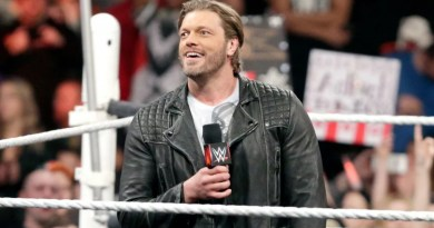 WWE: Edge è impaziente di assistere al primo show della AEW