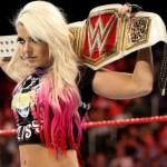 WWE: Alexa Bliss rivela la motivazione dei capelli rosa