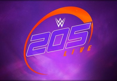 Report: WWE 205 Live 17-04-2018