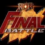 ROH: Affluenza Final Battle 2017