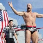 WWE: Cesaro applaude la Roma ed incoraggia la Juventus