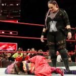 WWE: Nia Jax doveva partecipare all'Elimination Chamber Match femminile