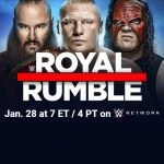 WWE SPOILER ROYAL RUMBLE: Grandissimi ritorni durante il Royal Rumble Match