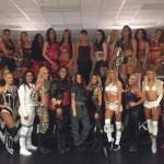 WWE: Dettagli sulla copertina del DVD sulla Women's Evolution