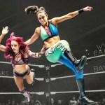 WWE: Duro scambio di tweet tra Sasha Banks e Bayley