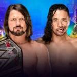 """AJ Styles: """"Con Nakamura a WrestleMania abbiamo fatto un grande match"""""""