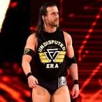 WWE TWITTER: Adam Cole commenta il suo esordio