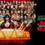 WWE: Card finale di Greatest Royal Rumble