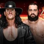 WWE: Ecco perché Rusev è stato riaggiunto al Casket Match contro The Undertaker