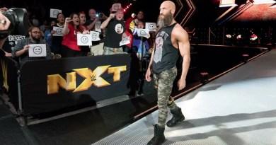 WWE RUMOR: Tommaso Ciampa è nel backstage di NXT