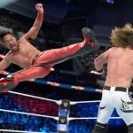 WWE: Ufficiale il rematch tra AJ Styles e Shinsuke Nakamura