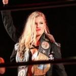 WWE: Toni Storm ha firmato un contratto con la federazione